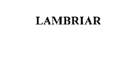 LAMBRIAR