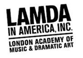 LAMDA IN AMERICA, INC. LONDON ACADEMY OF MUSIC & DRAMATIC ART