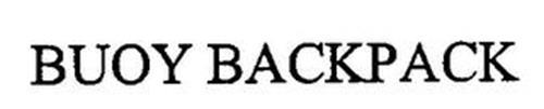 BUOY BACKPACK