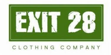EXIT 28 CLOTHING COMPANY