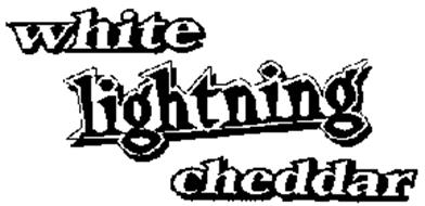 WHITE LIGHTNING CHEDDAR