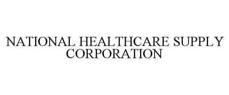 NATIONAL HEALTHCARE SUPPLY CORPORATION