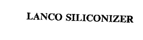 LANCO SILICONIZER