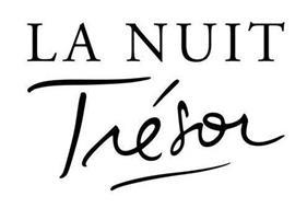 LA NUIT TRÉSOR