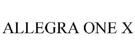 ALLEGRA ONE X