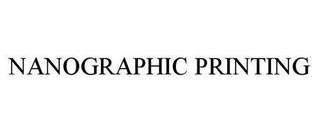 NANOGRAPHIC PRINTING