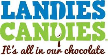 LANDIES CANDIES IT'S ALL IN OUR CHOCOLATE