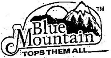 BLUE MOUNTAIN TOPS THEM ALL