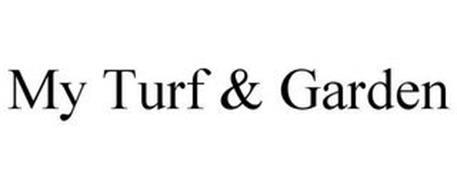 MY TURF & GARDEN