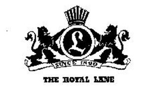 THE ROYAL LANE L
