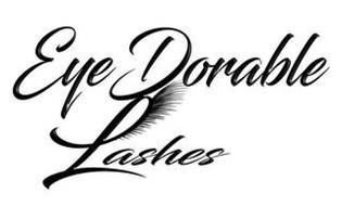 EYE DORABLE LASHES