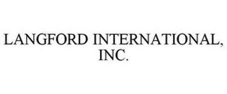 LANGFORD INTERNATIONAL, INC.