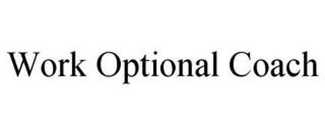 WORK OPTIONAL COACH