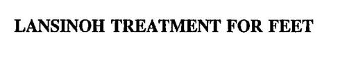 LANSINOH TREATMENT FOR FEET
