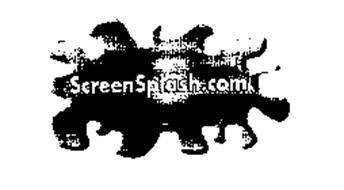 SCREEN SPLASH.COM