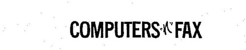 """COMPUTERS """"N"""" FAX"""