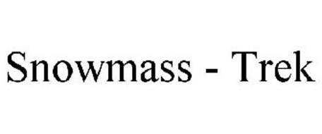 SNOWMASS - TREK