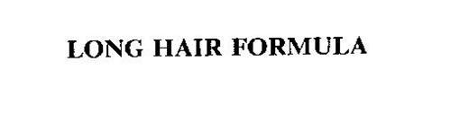 LONG HAIR FORMULA
