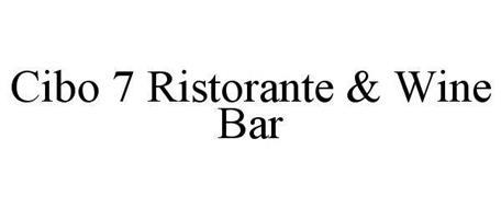 CIBO 7 RISTORANTE & WINE BAR