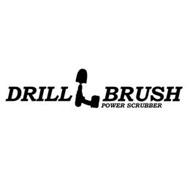 DRILL BRUSH POWER SCRUBBER