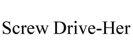 SCREW DRIVE-HER