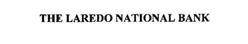 THE LAREDO NATIONAL BANK