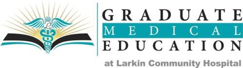 GRADUATE MEDICAL EDUCATION AT LARKIN COMMUNITY HOSPITAL L