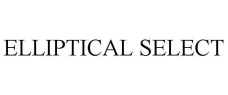 ELLIPTICAL SELECT