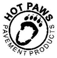 HOT PAWS PAVEMENT PRODUCTS