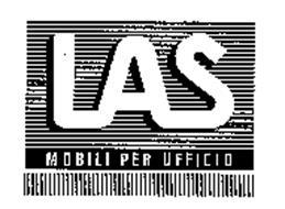 las mobili per ufficio trademark of las mobili s r l