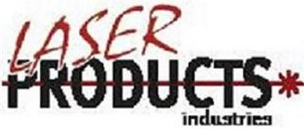 LASER PRODUCTS INDUSTRIES
