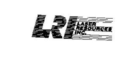 LRI LASER RESOURCES INC.