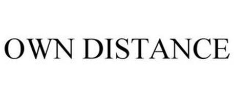 OWN DISTANCE