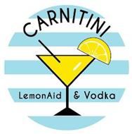 CARNITINI LEMONAID & VODKA