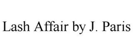 LASH AFFAIR BY J. PARIS