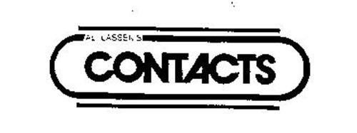 ALI LASSEN'S CONTACTS