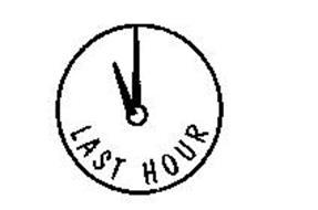 LAST HOUR