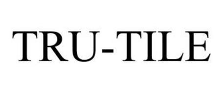 TRU-TILE