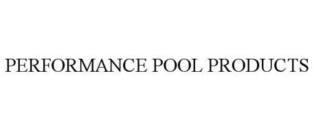 PERFORMANCE POOL PRODUCTS