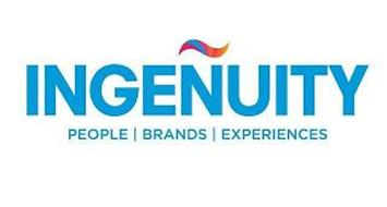INGENUITY PEOPLE | BRANDS | EXPERIENCES