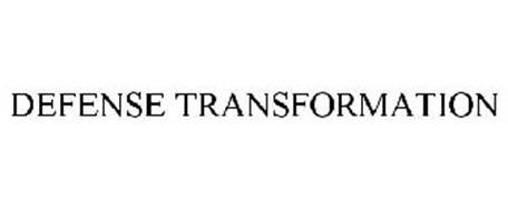 DEFENSE TRANSFORMATION