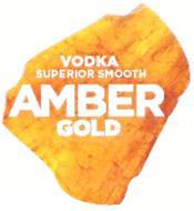 VODKA SUPERIOR SMOOTH AMBER GOLD