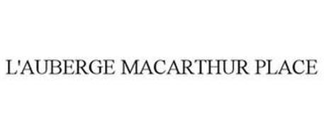 L'AUBERGE MACARTHUR PLACE