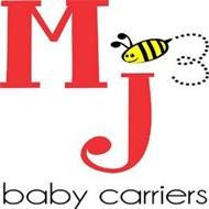 MJ B BABY CARRIERS