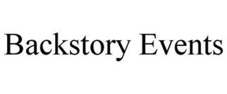 BACKSTORY EVENTS