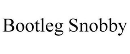 BOOTLEG SNOBBY