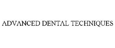 ADVANCED DENTAL TECHNIQUES