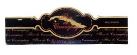 FLOR DE CAMAGUEY RESERVA SELECTA HAND MADE