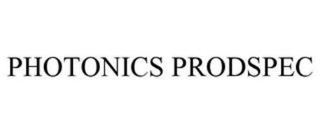 PHOTONICS PRODSPEC