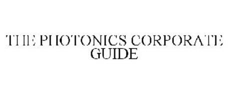 THE PHOTONICS CORPORATE GUIDE